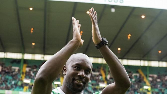 Carlton Cole's 'debut goal' for Celtic was so bad it was brilliant
