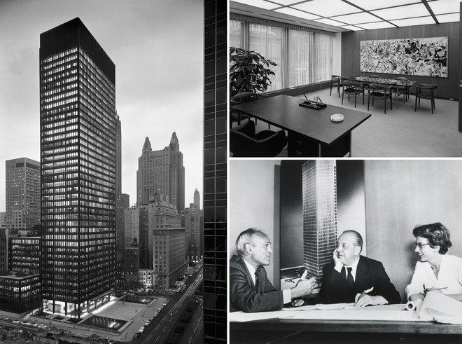 Curbed NY: The Rise of Mies van der Rohe's Iconic Seagram Building in Archival Photos