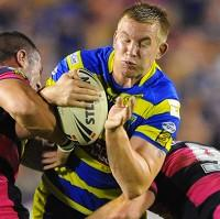 Mike Cooper hopes to run out at Old Trafford as Warrington take on Leeds in the Grand Final