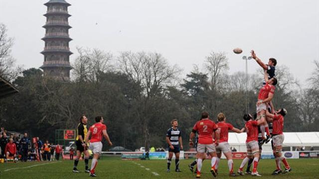 Aviva Premiership - London Welsh sign Evans and Runciman