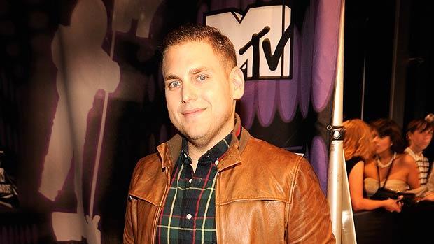 Jonah Hill MTVVM As