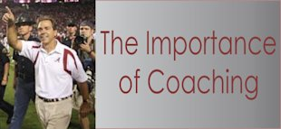 Nick Saban and Sales: the Importance of Coaching image importanceofcoaching