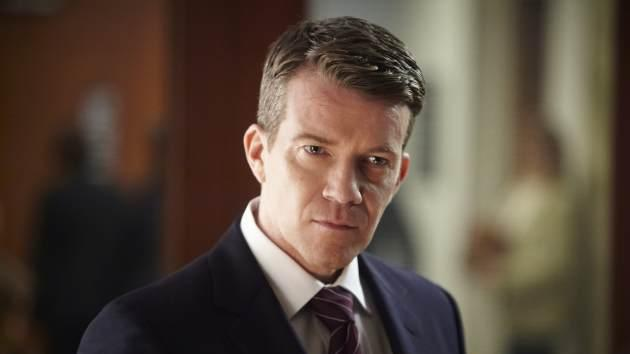 Max Beesley as Stephen Huntley in USA's 'Suits' -- USA