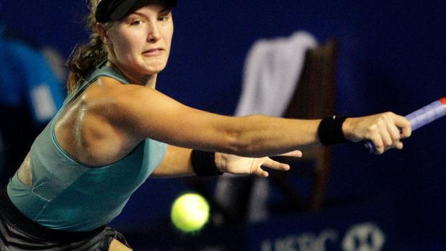 Tennis - Jankovic, Errani shocked in Charleston, Wozniacki to meet Ivanovic in Monterrey semi-final