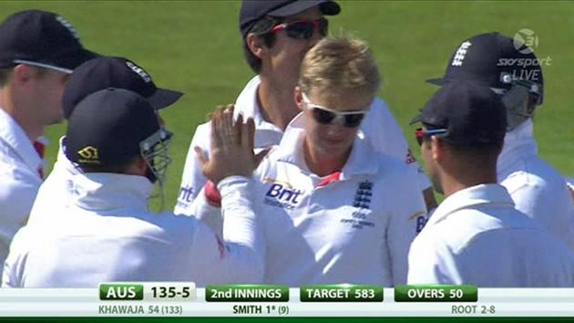 England take 2-0 lead in Ashes series