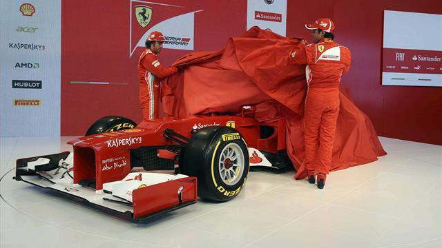 Formula 1 - Ferrari to launch new car in February