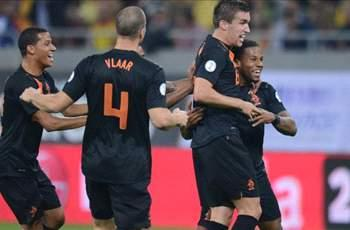 Romania 1-4 Netherlands: Oranje go clear in Group D after confident victory