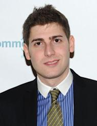 File photo of Brazilian Eduardo Saverin, who set up Facebook with Mark Zuckerberg and two other friends at Harvard in 2004, has given up his dual US citizenship and plans to settle in Singapore, where he drives a Bentley and frequents exclusive clubs
