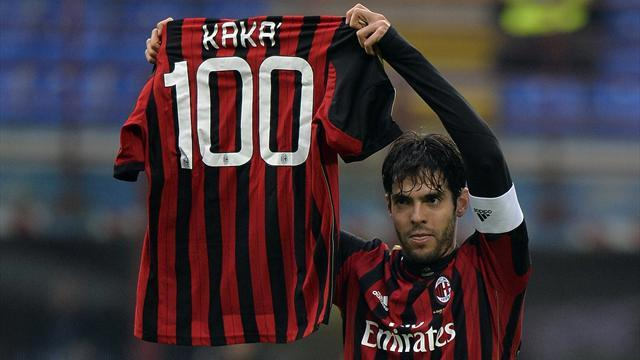Serie A - Kaka unlikely to face Napoli
