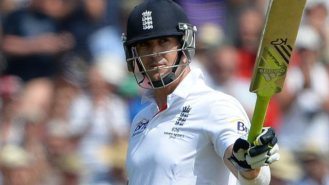 Ashes - Pietersen hits century as England stage recovery