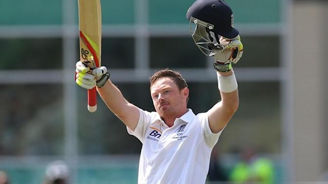 Cricket - Bell named England's 2013-14 player of year