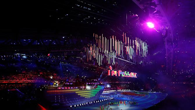 2014 Paralympic Winter Games - Closing Ceremony