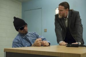 Exclusive Sons of Anarchy Finale First Look: Jax and [Spoiler] Face Off; Otto's Torment Continues