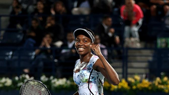 WTA Dubai Duty Free Tennis Championship - Day Six