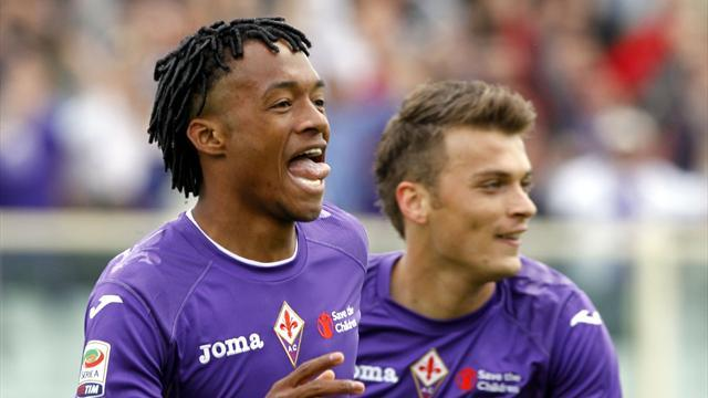 Serie A - Fiorentina see off angry Udinese to reach Coppa Italia final