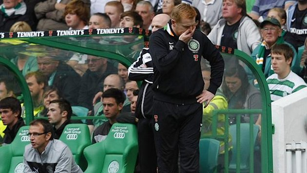Celtic manager Neil Lennon (Reuters)