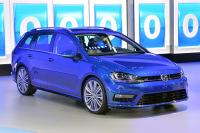 VW Golf TDI SportWagen really is a concept, sort of