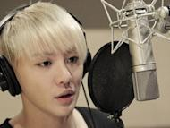 """Jun-su to sing OST for """"Rooftop Prince"""""""