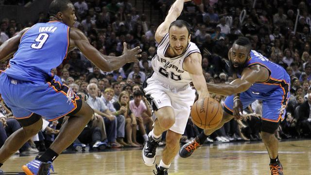 NBA - Ginobili to miss San Antonio season opener
