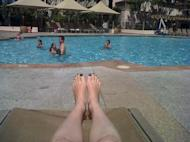 Ryan Patterson Mother's Day Pool Shot --