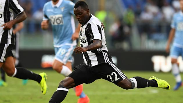 Kwadwo Asamoah undergoes successful surgery, out for 45 days