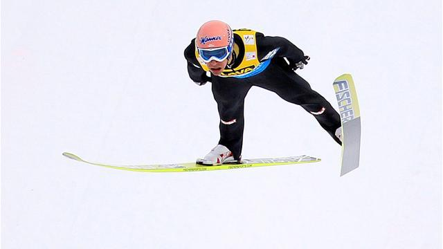 Ski Jumping - Kofler tops Vikersund qualification
