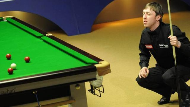 Snooker - Higginson falls at first hurdle in Australia