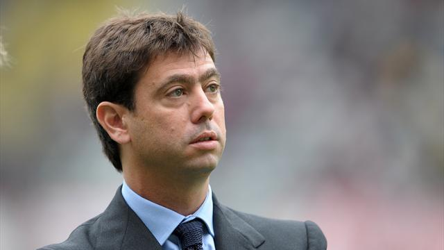 Serie A - Juve president fears for Italy's football future