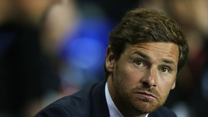 Andre Villas-Boas asked UEFA to follow up on alleged racist chanting from Lazio fans