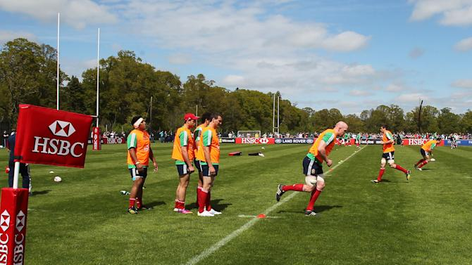 Rugby Union - British and Irish Lions Training - Carton House