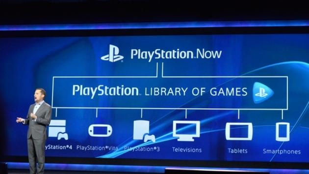 Sony announces PlayStation Now, its cloud gaming service for TVs, consoles, and phones