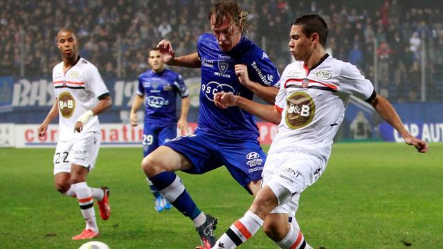 Ligue 1 - Bastia thump Lorient