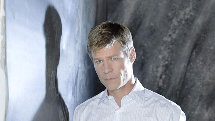 "Joel Gretsch stars as Father Jack in ""V."""