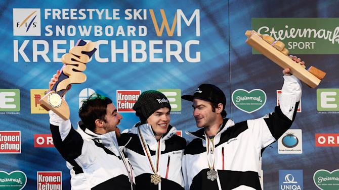 FIS Freestyle Ski World Championships - Men's and Women's Dual Moguls