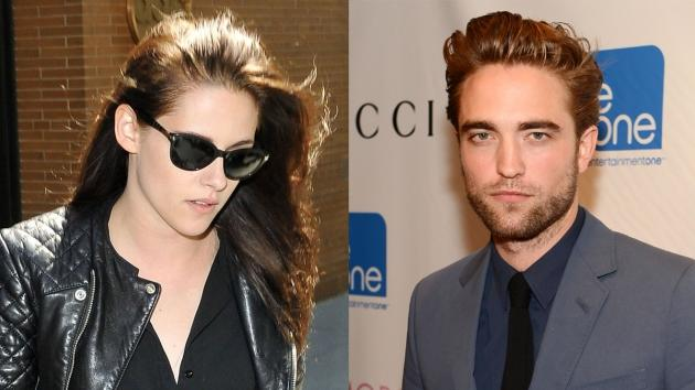 Kristen Stewart, Robert Pattison -- Getty Images