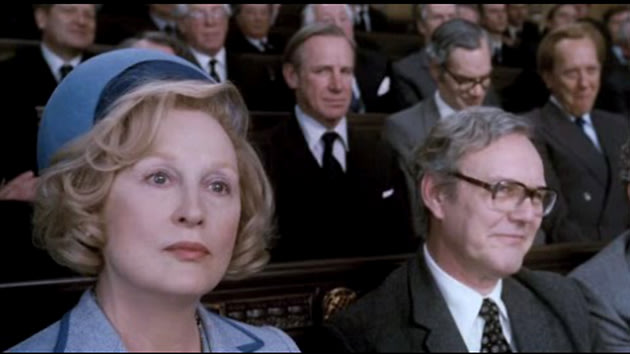The Iron Lady, Meryl Streep