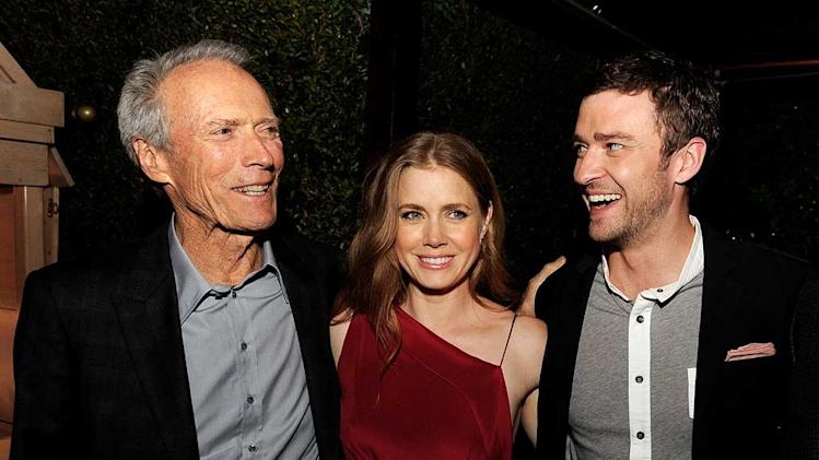 Clint Eastwood, Amy Adams, Justin Timberlake