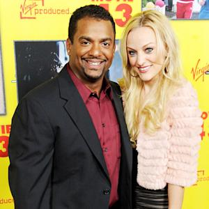 Alfonso Ribeiro, Wife Angela Expecting First Child Together