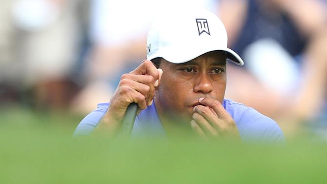 Golf - Woods 'won't swing a club for at least a month'