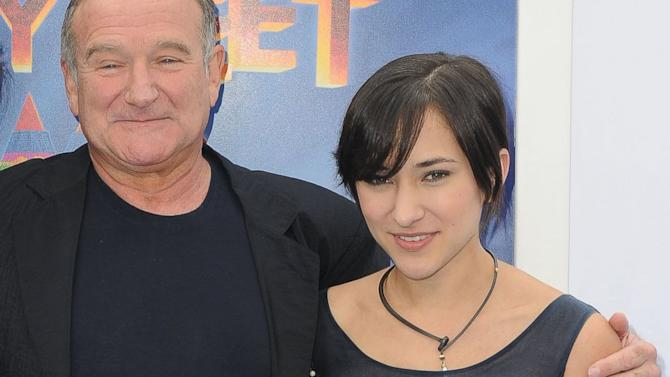 Robin Williams' Daughter, Zelda, Returns to Twitter