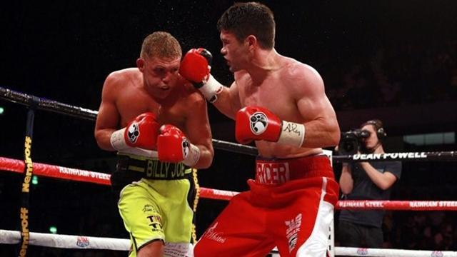 Boxing - Ryder hopes for Billy Joe rematch down the line