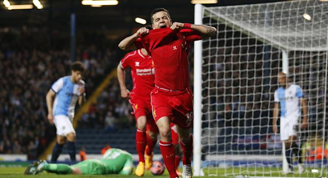 Video: Blackburn Rovers vs Liverpool
