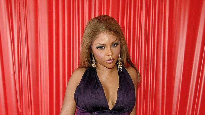 Lil Kim BET Awards