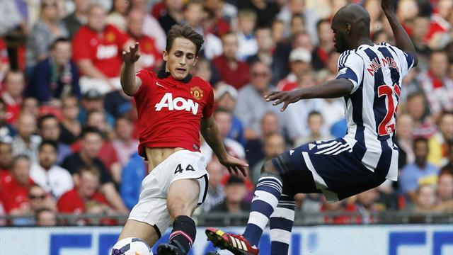 Premier League - Juventus hover as Januzaj talks stall