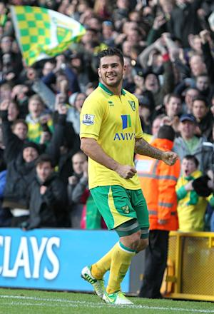 Bradley Johnson's first goal of the season gave Norwich victory