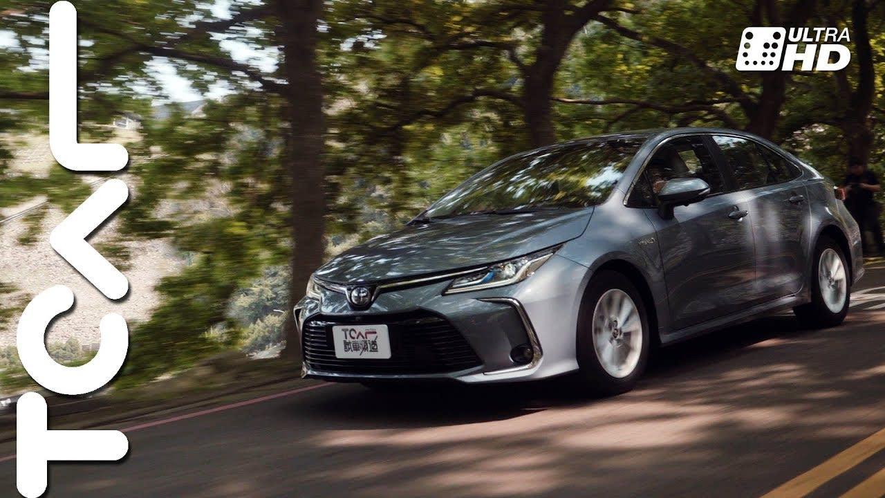 重拾愛上的理由 New Toyota Corolla Altis Hybrid 新車試駕 - TCar
