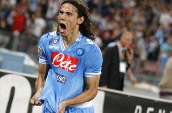 Cavani in talks with Manchester City & Real Madrid, reveals mother