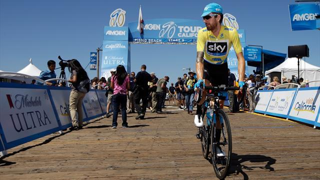 Cycling - Wiggins keeps California lead as Phinney takes stage five