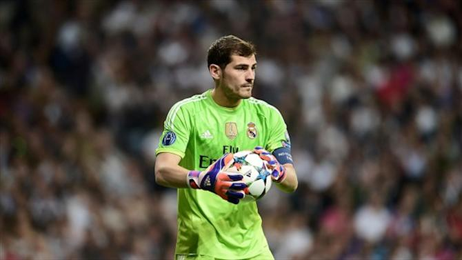Football - Casillas has Porto offer - agent