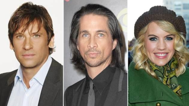 Roger Howarth, Michael Easton, Kristen Alderson  -- Getty ImagesABC